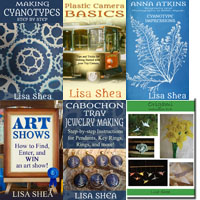 Lisa Shea Art Books and DVDs
