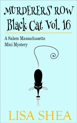 Murderers' Row - Black Cat Mini Mystery