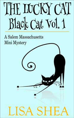 The Lucky Cat - Black Cat Mini Mystery