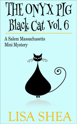 The Onyx Pig - Black Cat Mini Mystery