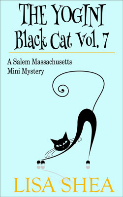The Yogini - Black Cat Mini Mystery