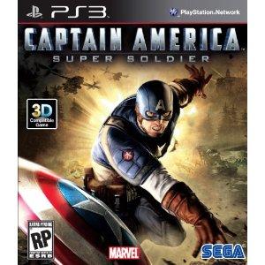 Captain America Super Soldier - PS3
