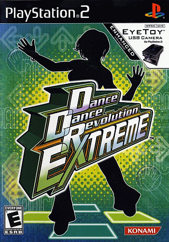 DDR Extreme for PS2