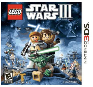 Lego Star Wars III 3DS