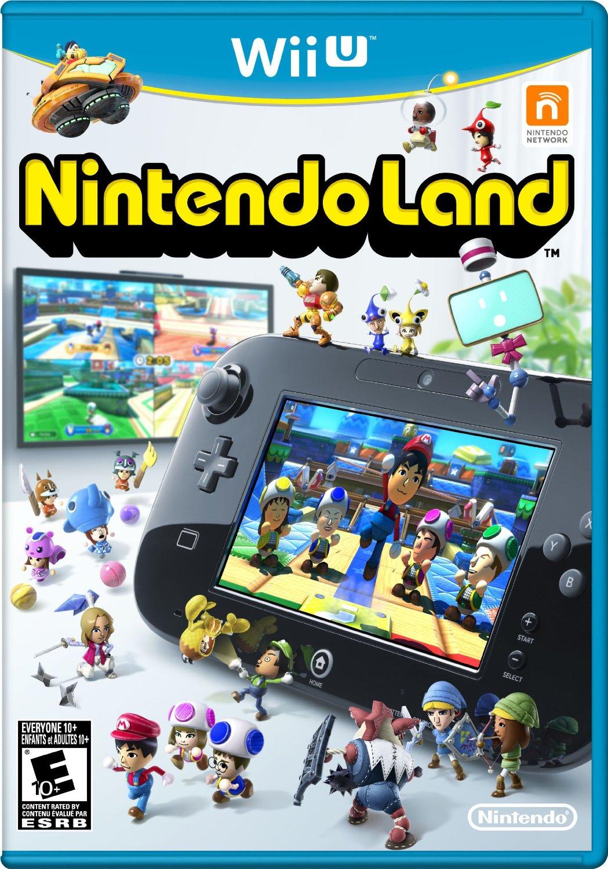 NintendoLand WiiU