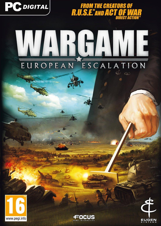 Wargame European Escalation - PC