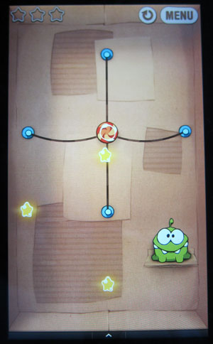 Cut the Rope Kindle Fire
