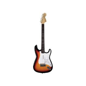 Xbox 360 Rock Band Fender Stratocaster Guitar