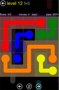 Flow Free Droid App