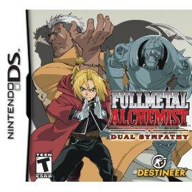 Fullmetal Alchemist Dual Sympathy DS