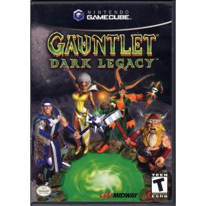 Gauntlet Dark Legacy GameCube
