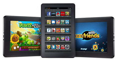 Amazon Kindle Fire for Gaming