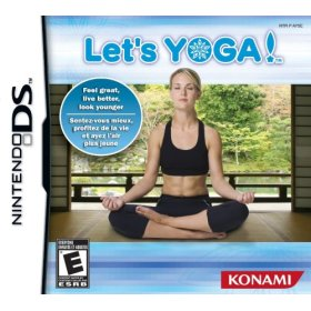 Let's Yoga DS