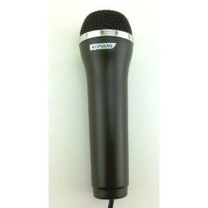 Konami Rock Band Microphone