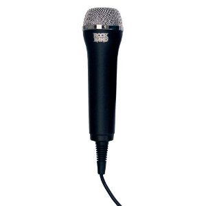 Rock Band Official Microphone Review