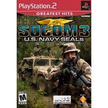 SOCOM 3 US Navy Seals PS2