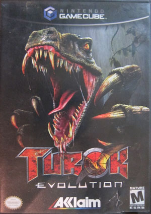 Turok Evolution Gamecube