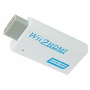 Wii HDMI Connector