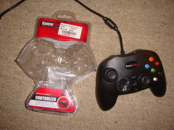 GameStop XBox Controller
