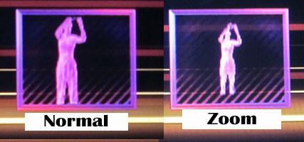 Zoom Kinect