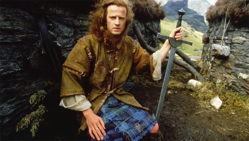 Highlander Movie - 1986