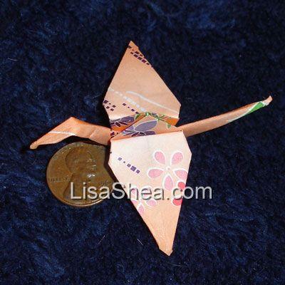 Mini Origami Photo Album - photo#15