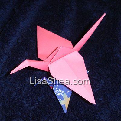 Mini Origami Photo Album - photo#17