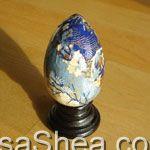 Origami Egg