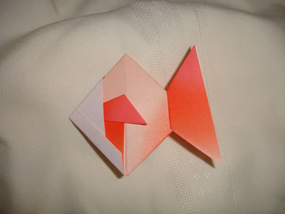 Simple Instructions for Origami Fish | eHow