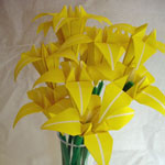 yelloworigamiflowers
