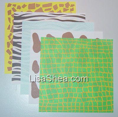 Chiyogami Yuzen Origami Paper
