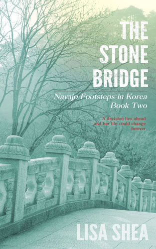 Navajo Footsteps in Korea