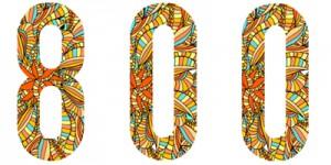 800 Twitter Followers