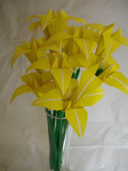 Origami Flower Bouquets Lisa Shea Forum