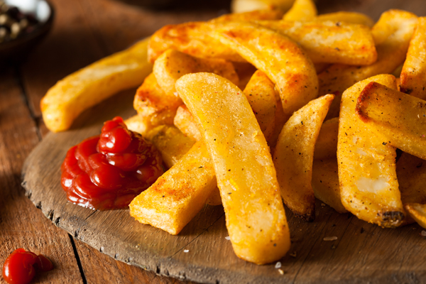 Fried Potatoes Linked to Higher Death Rates
