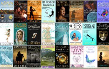 Lisa Shea Library of Books