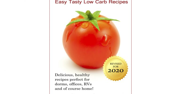 Low Carb Microwave Recipes