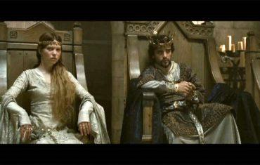 Prince John and Isabella of Angoulême