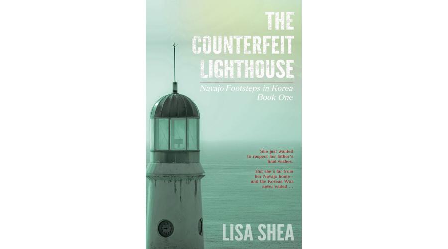 The Counterfeit Lighthouse Lisa Shea