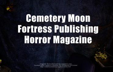 Cemetery Moon - Horror Magazine