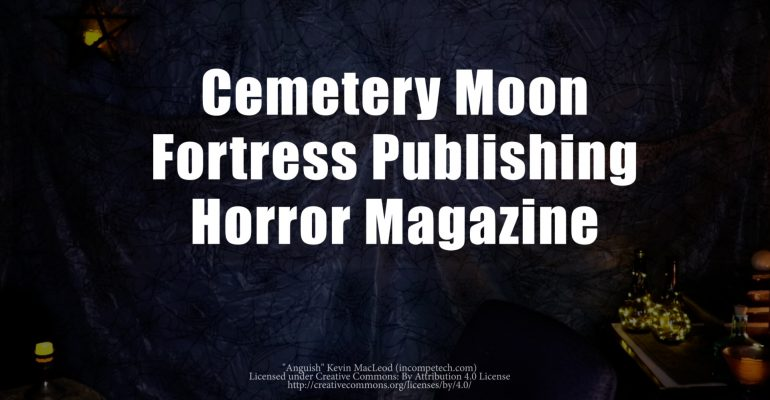 Cemetery Moon - Horror Magazine