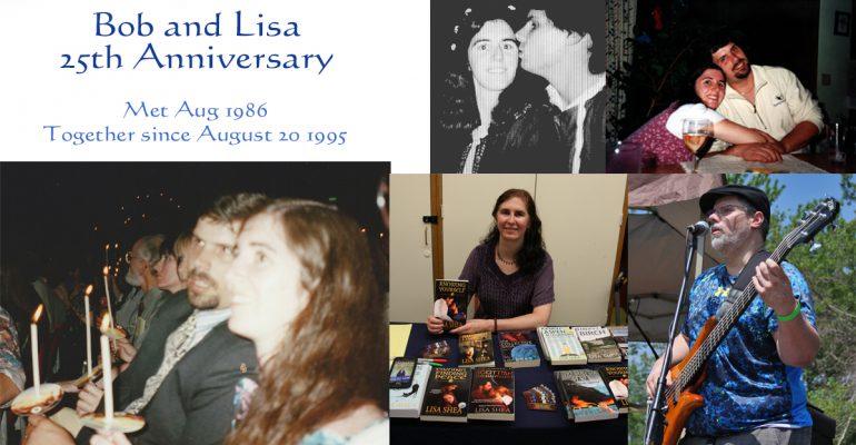 Lisa Shea and Bob See