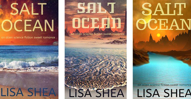 Salt Ocean SciFi Romance
