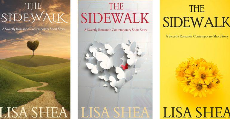 The Sidewalk Romantic Short Story