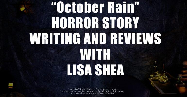 October Rain Lisa Shea