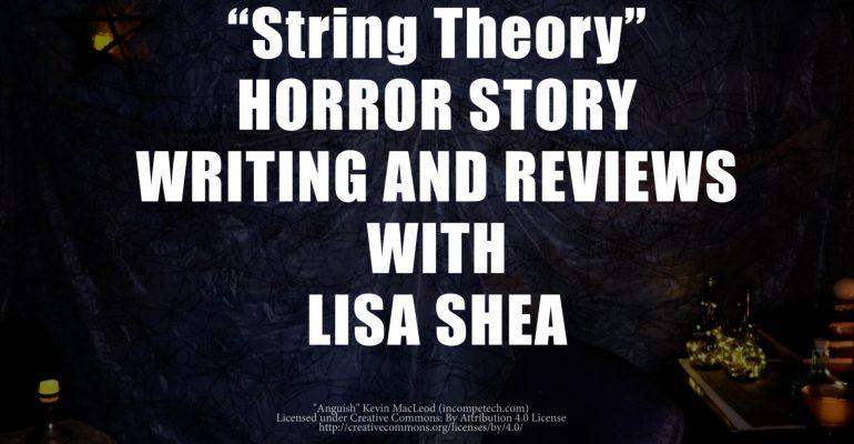String Theory Lisa Shea