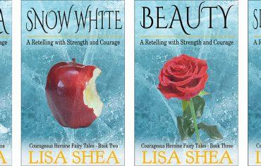 Sleeping Beauty by Lisa Shea