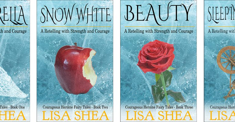 Sleeping Beauty by Lisa Shea