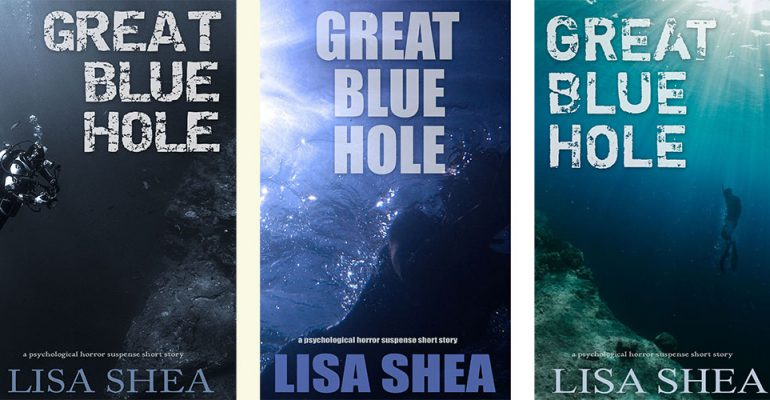 Great Blue Hole Lisa Shea