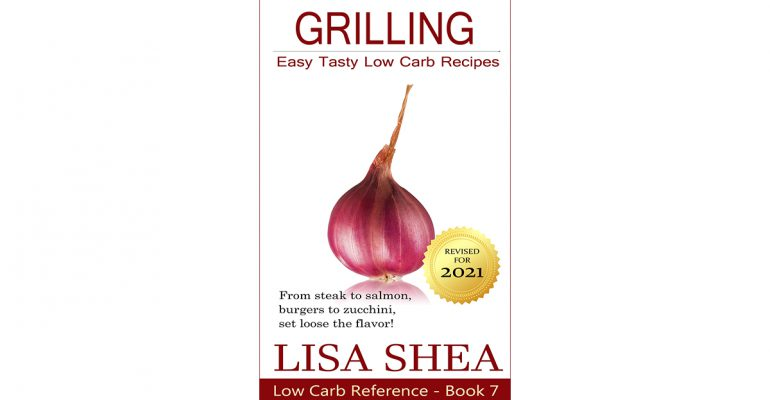 Low Carb Grilling Ebook